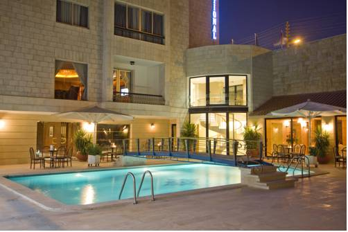 Amman International Hotel