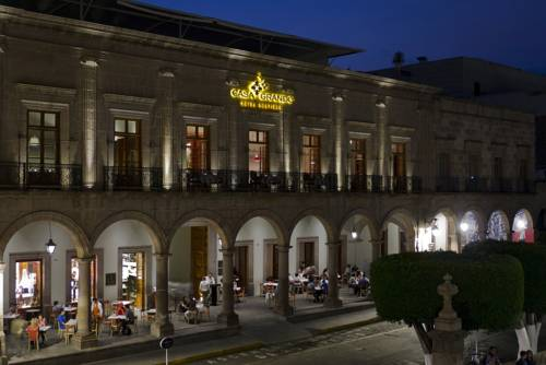 Hotel Boutique Casa Grande