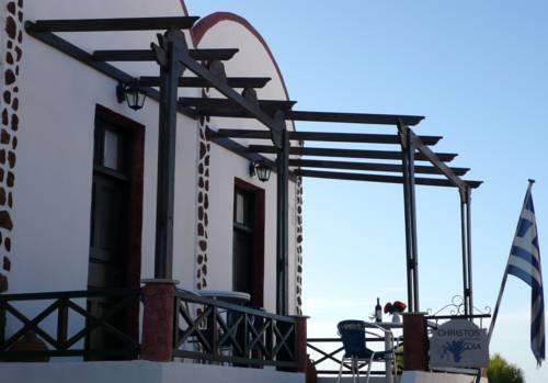 Christos Apartments Oia