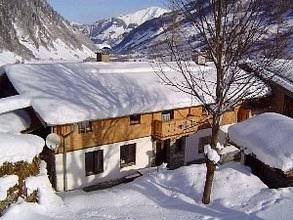 Holiday Home Wimberger Rauris