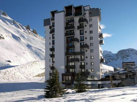 Apartment Tour Du Lac Tignes