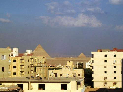 Two Bedroom Furnished Apartment Hadaiek Al Ahram Pyramids Giza