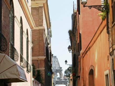 Apartment Domus Fori Roma