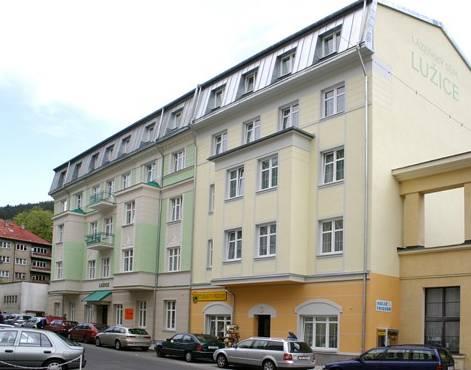 Hotel Luzice