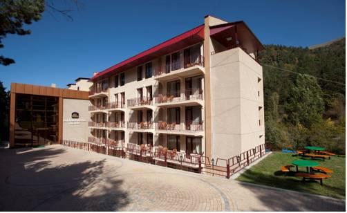 Best Western Paradise Hotel Dilijan