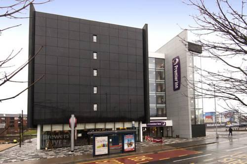 Premier Inn Walsall Town Centre