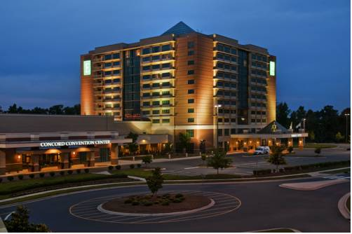 Embassy Suites Charlotte - Concord/Golf Resort & Spa
