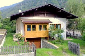 Holiday Home Villino Val Di Sole Ossana