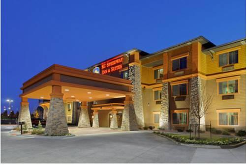 Best Western Premier Kansas City Speedway Inn & Suites