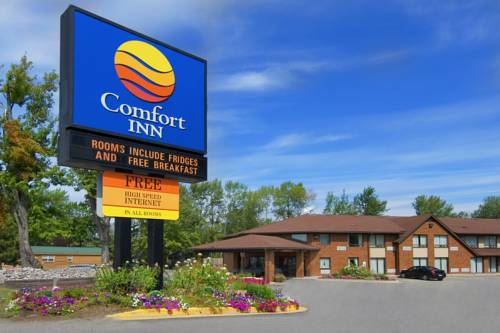 Comfort Inn North Bay - Lakeshore