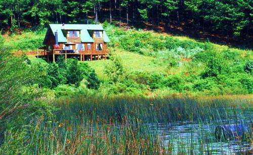 Stanford Lake lodge