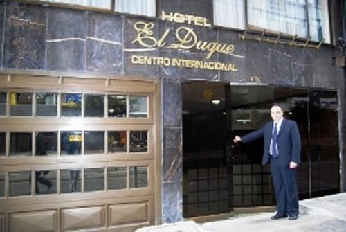 Hotel El Duque Centro Internacional