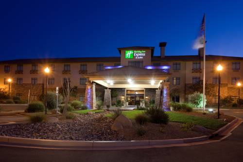 Holiday Inn Express Hotels & Suites Washington-North Saint George