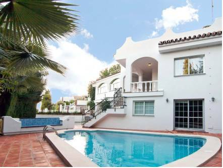 Holiday Home Villa Miraflores Mijas Costa