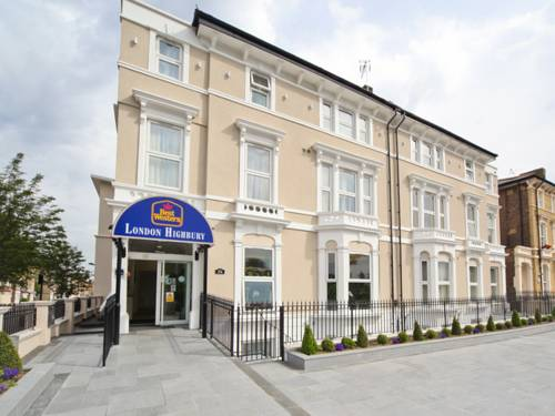 Best Western London Highbury