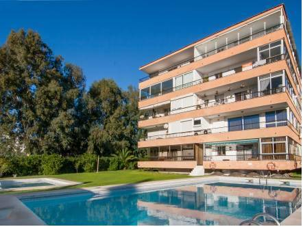 Apartment Edificio Río Mar Marbella