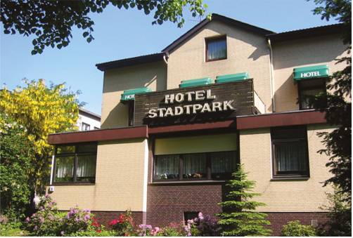 Hotel Stadtpark-garni