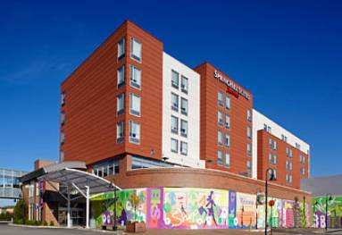 SpringHill Suites Pittsburgh Bakery Square