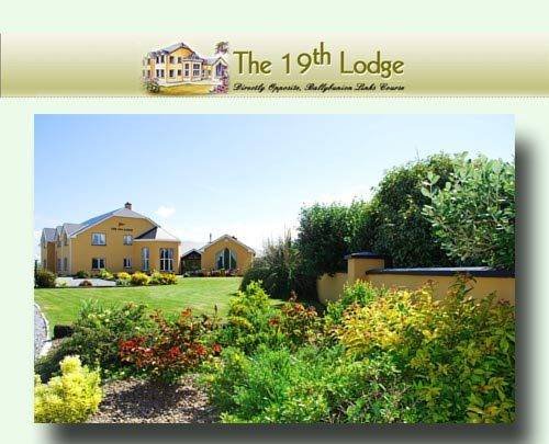 The 19th Golf Lodge