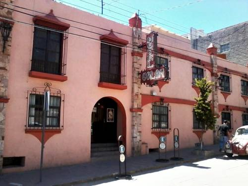Hotel Colon de Zacatecas