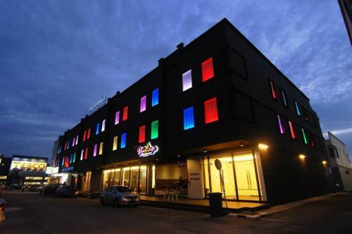 The Leverage Business Hotel - Bandar Baru Mergong