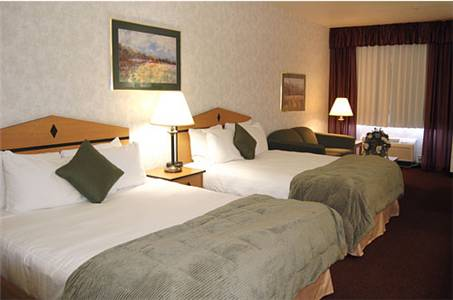 Crystal Inn Hotel & Suites - Salt Lake City/West Valley City