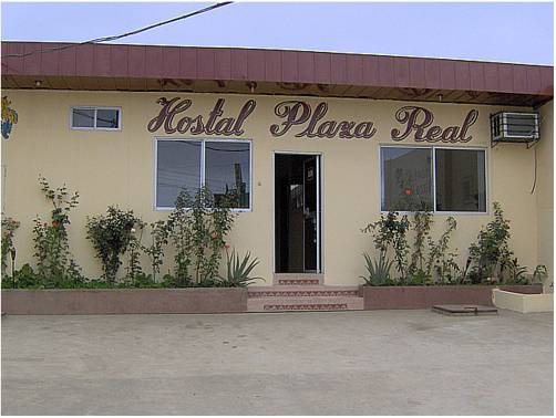 Hostal Plaza Real