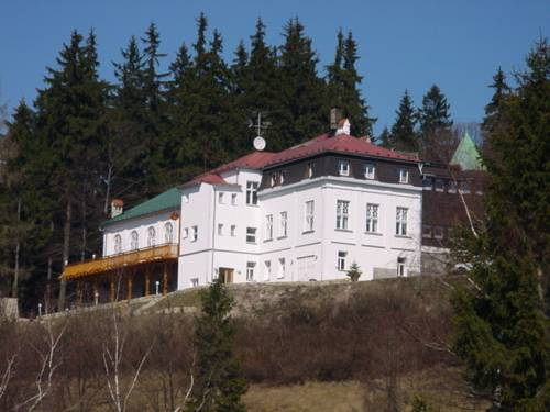 Penzion Zamecek Janovicky