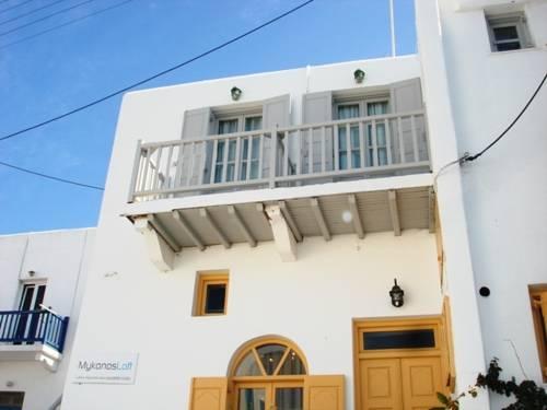 Mykonos Loft