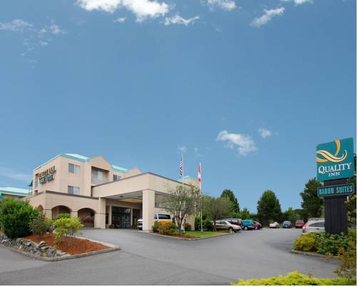 Quality Inn Grand Suites Bellingham