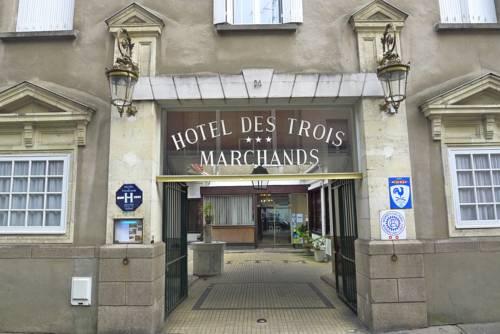 Hotel Des 3 Marchands