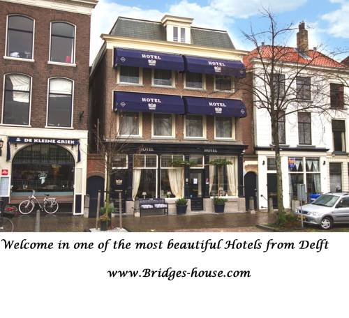 Hotel Bridges House Delft
