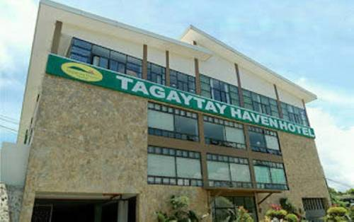 Tagaytay Haven Hotel Mendez
