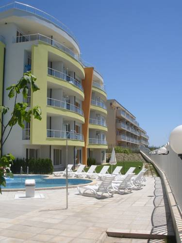 Alex Beach Apartcomplex