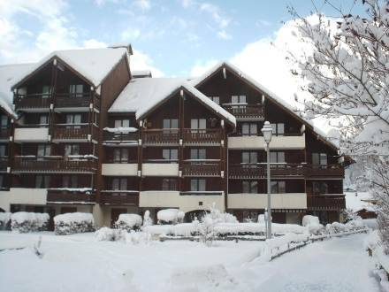 Apartment Septimontain C Samoens