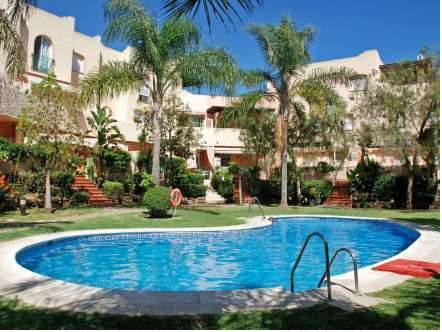 Apartment Alvarito Playa Marbella
