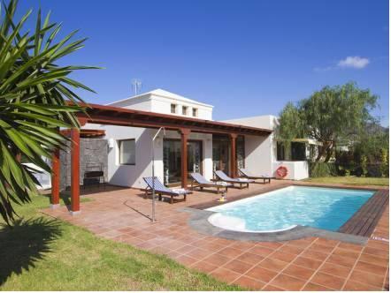 Villa Alegría Yaiza