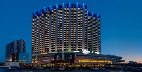 Best Western Plus Moscow Vega Hotel & Convention Center