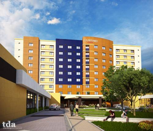 Courtyard by Marriott Toluca Tollocan
