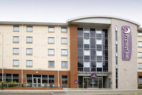 Premier Inn Norwich City Centre (Duke Street)