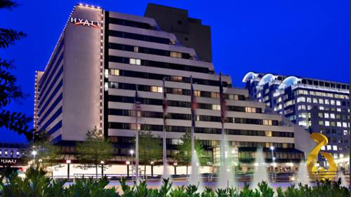 Hyatt Regency Bethesda near Washington D.C.