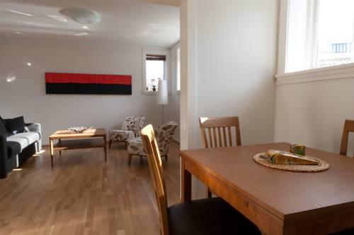 Hansen Apartments Reykjavik