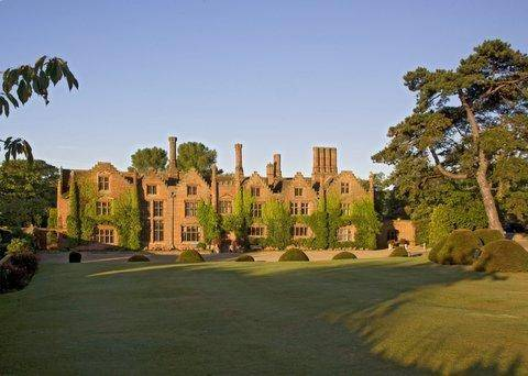 Seckford Hall Hotel & Restaurant