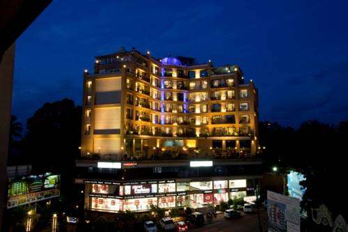 Goldfinch Hotel Mangalore