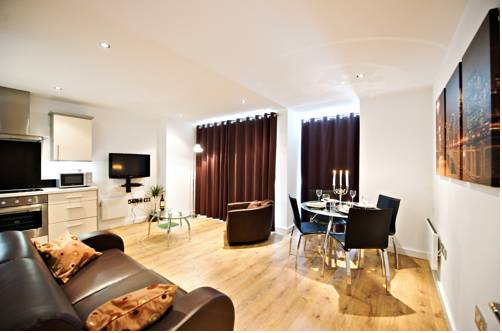 Staycity Serviced Apartments - Laystall St