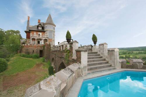 Holiday Home Le Chateau De Balmoral Spa