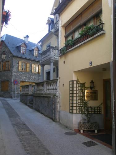 Apartamentos Serrano