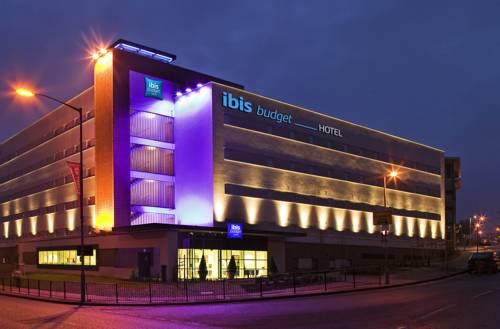 ibis Budget Hotel Birmingham Centre (Ex ETAP)