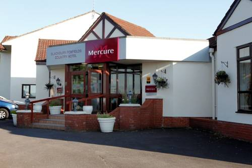 Mercure Blackburn Foxfields Country Hotel.