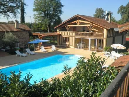 Holiday Home Le Meysouot I Lucbardez